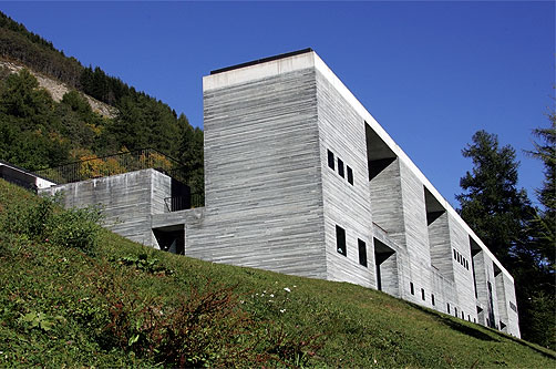 View of exterior - Thermal Vals