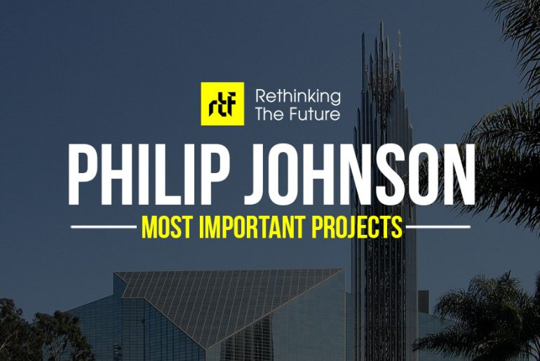 15 works of philip johnson every architect should visit - Should i be an architect ...
