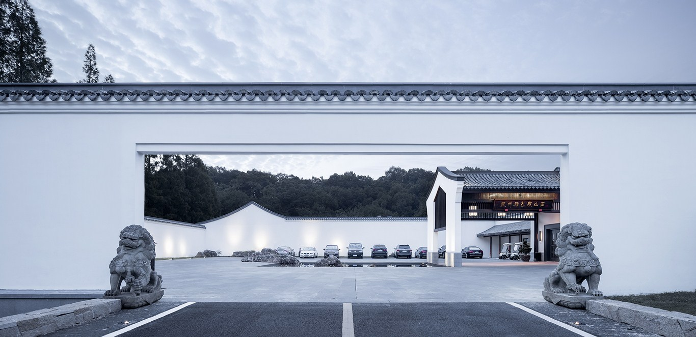The overall renovation project of Hangzhou Ya Gu Quan Shan Hotel By UAD - Sheet2