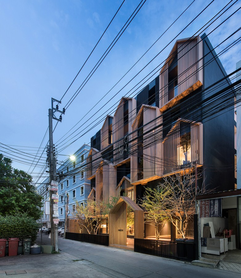 HACHI SERVICED APARTMENT by Octane architect & design - Sheet2