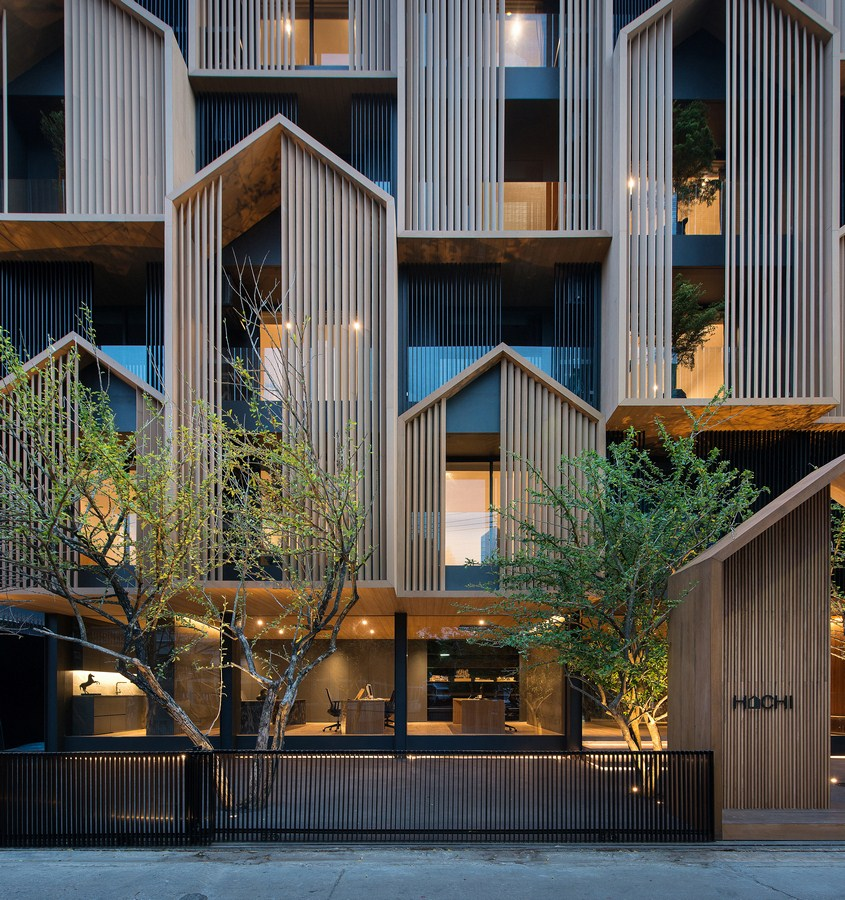 HACHI SERVICED APARTMENT by Octane architect & design - Sheet6
