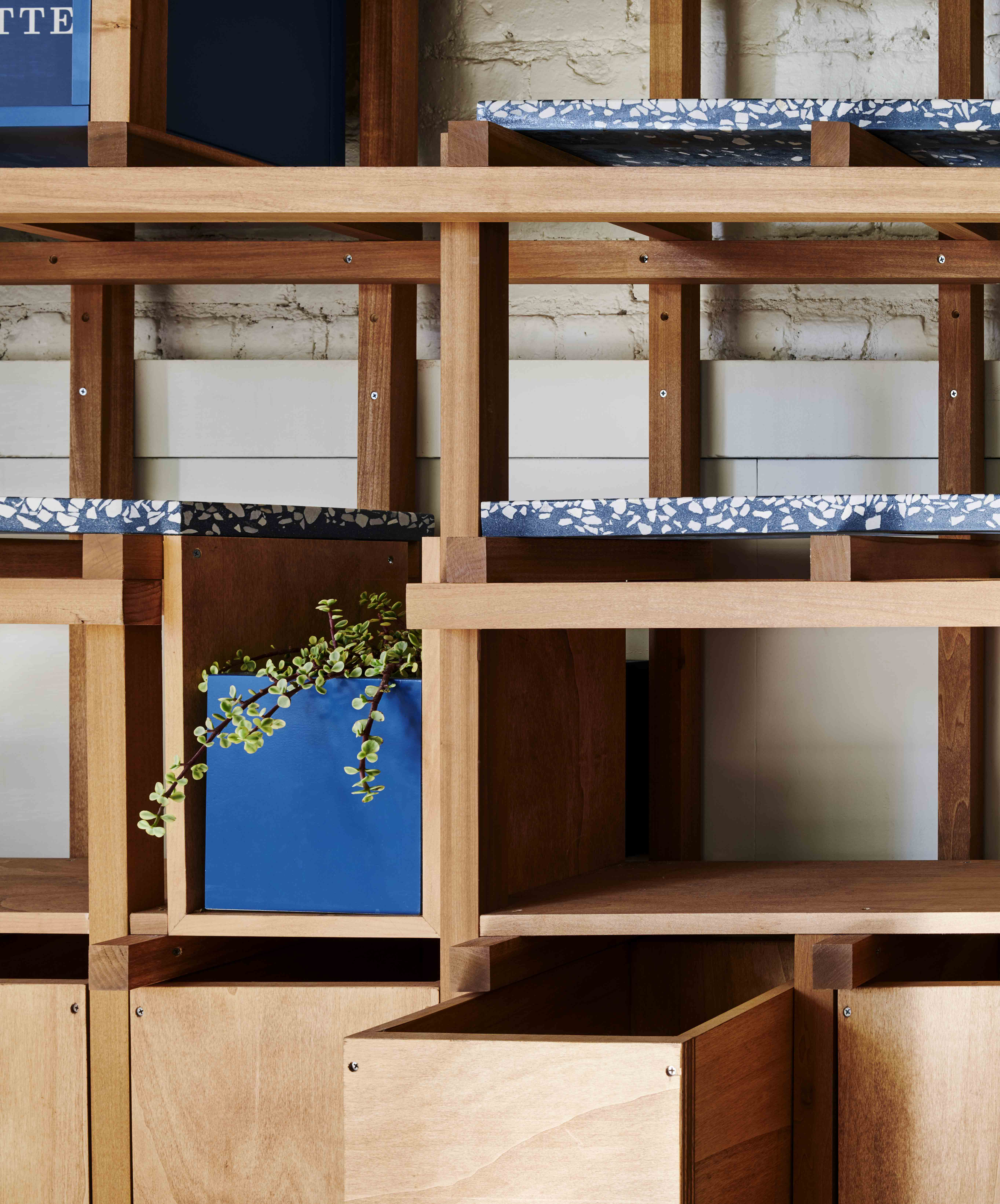 Village Den Cafe by Büro Koray Duman Architecture, PLLC - Sheet6