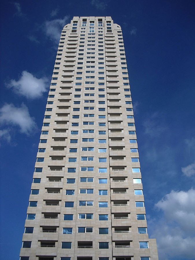 A305 - 15 Top works of Alvaro Siza - New Orleans (Rotterdam)