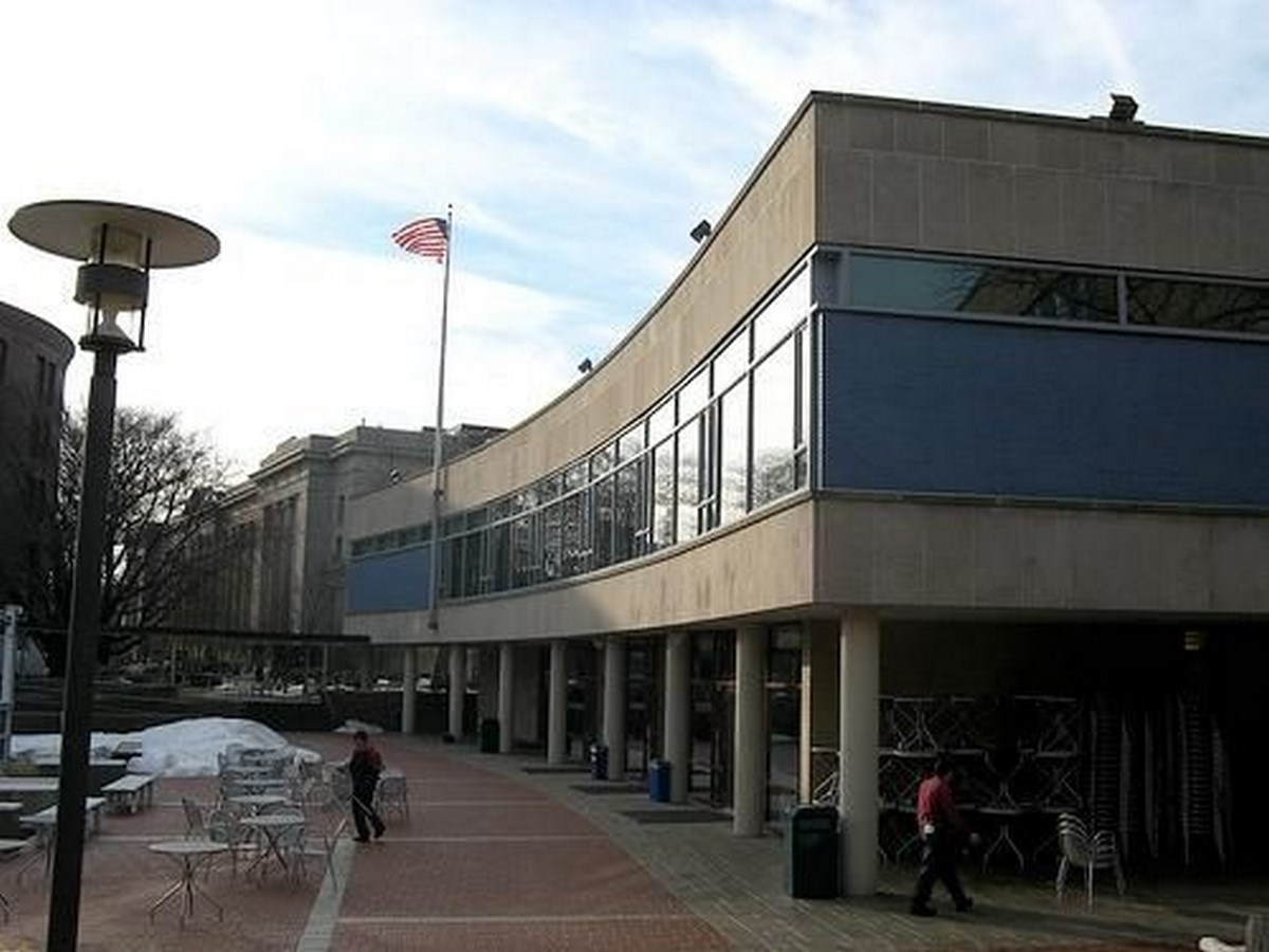 25 Most Iconic Structures In Boston - HARKNESS COMMONS - Sheet1
