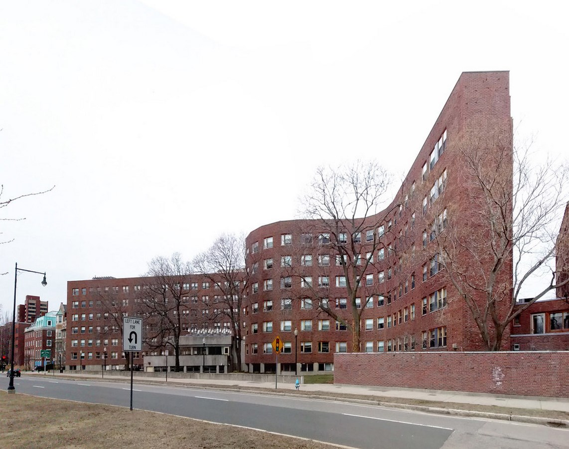 A306 - Boston Architecture - BAKER HOUSE DORMITORY _Image1