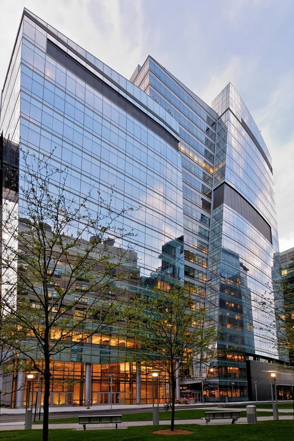 25 Most Iconic Structures In Boston - CENTER FOR LIFE SCIENCE