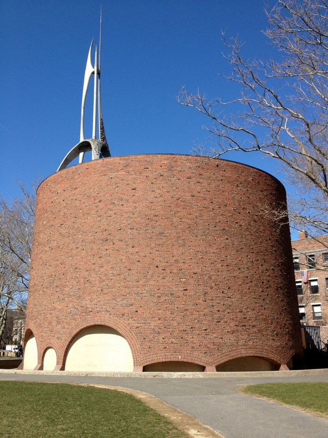 25 Most Iconic Structures In Boston - MIT CHAPEL - Sheet2