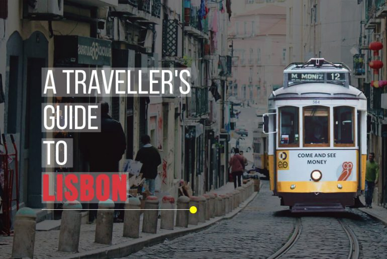 A Traveller's guide to Lisbon