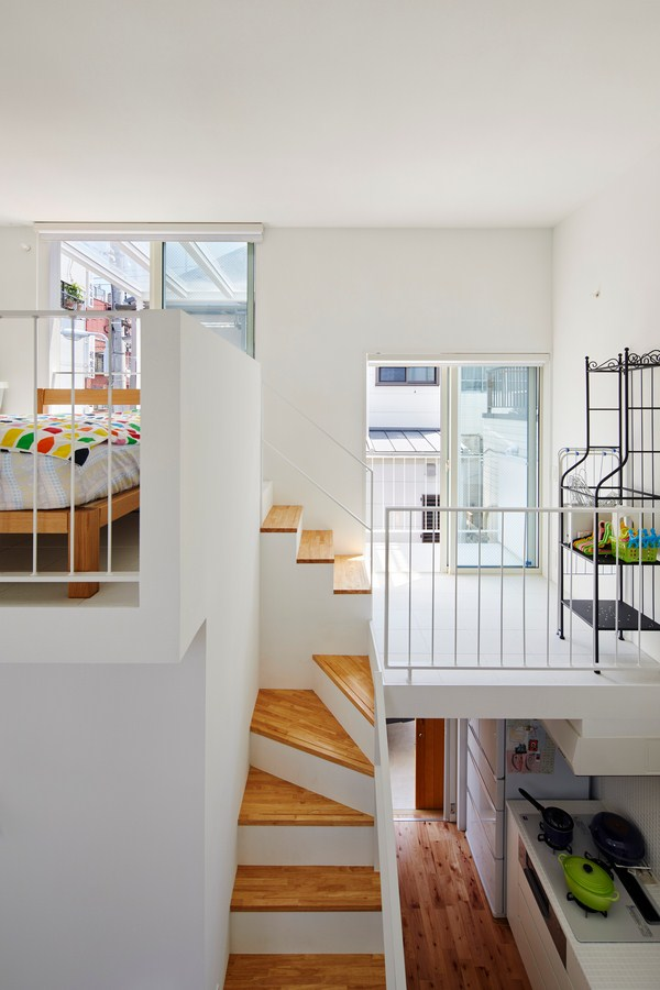 BALCONY HOUSE By Takeshi Hosaka architects - Sheet20