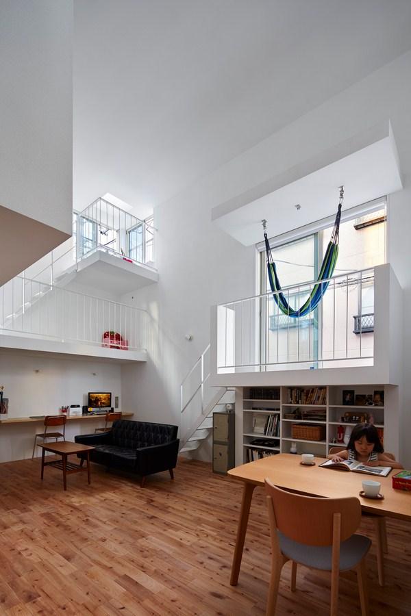 BALCONY HOUSE By Takeshi Hosaka architects - Sheet6