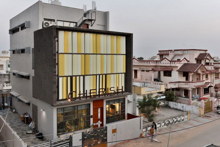 The Cherish Saploon by AW Architects At Work